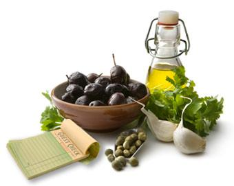 Limson olives and oils.